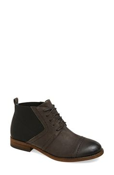 Franco Sarto 'Halix' Lace-Up Bootie (Women) | Nordstrom