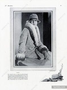 Madeleine Vionnet 1926 Photo George Hoyningen-Huene, Madame Agnès Hat