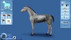 Markings - Pure spirit Horses The Sims 3 Pets, E Spirit, Horse Markings, Sims 4 Game Mods, Sims 4 Gameplay, Horse Games, Sims 1, Equestrian, Horses