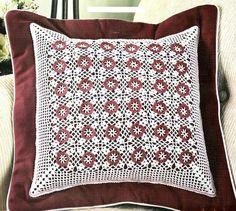 Interesting ideas for decor: Pillow....Подушка.