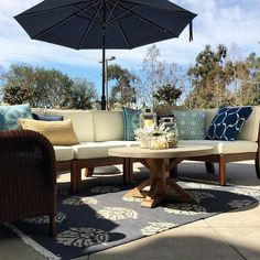 our outdoor furniture collections create a getaway in your own backyard