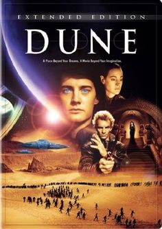 Dune rules.  Different than the book, but still awesome.