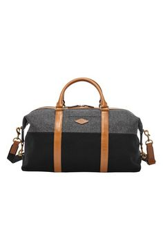 Fossil 'Campbell' Duffel Bag available at #Nordstrom