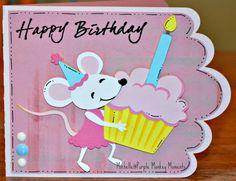 Pretty Paper, Pretty Ribbons: Happy Birthday!