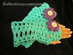 Handmade crocheted mittens.  https://www.etsy.com/shop/CrochetAllHeadtoToe?page=1 https://www.facebook.com/pages/thetimtimaccessories/577535355685522?ref=bookmarks