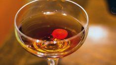 Manhattan cocktail da abbinare a maiale in agrodolce, abbinamenti cibo cocktail