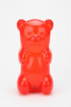Urban Outfitters Gummy Bear Light- for Sam OR Pete? Boy Room, Kids Room, Quirky Decor, Baby Goats, Gummy Bears, Cool Items, Rubber Duck, Decorative Accessories, Light Colors