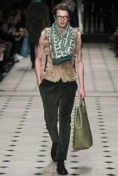 Burberry Prorsum Autumn/Winter 2015 Menswear Collection | British Vogue