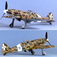 Macchi C.202 Folgore, 70 Squadriglia, 23 Gruppo, 3 Stormo, Cerveteri, August 1943 21st Century Toys 1/32 kit  http://www.ipmscanada.com/ipms/Member%20Models/Aikens/Aikens_Page/Macchi%20C.202.html