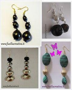 Earrings poker! #beads #earrings