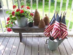 **Kountry*Porch*Primitives**: ~** Happy 4th Of July **~