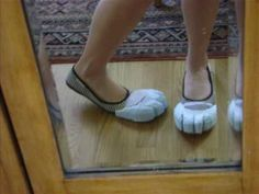 How to Make bunny rabbit feet for Alice in Wonderland cosplay « Fashion Design
