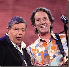 Jerry Lewis & son Gary Lewis > musician / Gary Lewis & the Playboys