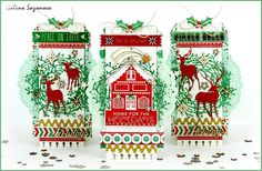 Christmas tags - Scrapbook.com
