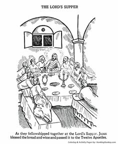 25 best Bible: Jesus & the Lord's Supper images on