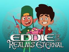 Some shots I did on the tv series pilot eddie of the realms eternal