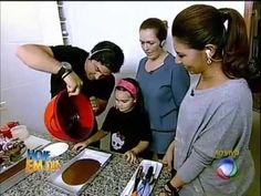 Telespectadora Liliane que mudou de vida com receita de Pao de Mel do Edu Hoje em dia - Rede Record