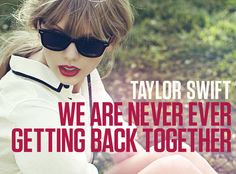 Her new single we are never ever getting back together is becoming a big hit in pop music. Hang on isn't she country?