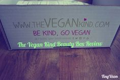 This quarterly subscription box is an amazing way to find new vegan, cruelty free beauty products. The box is £15 every 3 months and the retail price of the box is worth more, who doesn't like gett...
