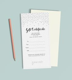 A Gift Voucher for a Custom Portrait available in either A4 or A3 size.The…