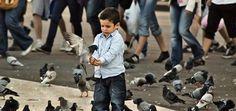 Kid-Feeding-Pigeons-Barcelona_