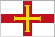 Bandera de Guernsey (#Flag of #Guernsey)