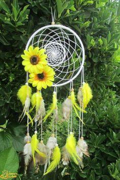 #dreamcatcher #flowers #handmade #decor #handicraft #nyamasworld