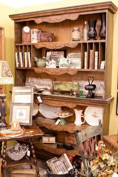 Love antique pine pieces!