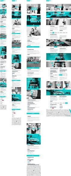 Gym Break Center - #webdesign