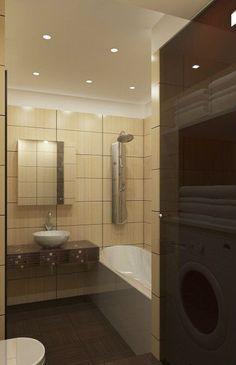 Little Bathroom Design Idea