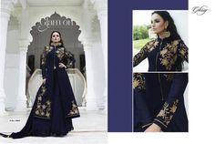Salwar kameez Indian Anarkali Designer Bollywood Pakistani Ethnic P GLS 01. #KhodiyarFashion #Partywaer