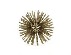 "#Brass #Kaleidoscope #Sculpture - 6"", $1,595.00. #KellyWearstler #Art #Decor"