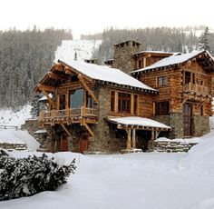 Dream cabin