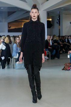 IMRECZEOVA FW17 runway Runway, Style, Fashion, Cat Walk, Moda, La Mode, Fasion, Fashion Models, Trendy Fashion