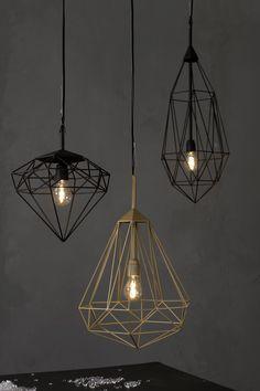 idb #lights / pols potten lamp