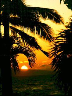 Maui Sunset Photograph  - Maui Sunset Fine Art Print