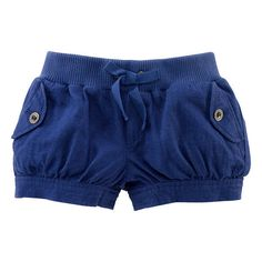 Ralph Lauren Cargo Shorts (Toddler) ($40) ❤ liked on Polyvore featuring baby clothes, baby, kids and girls