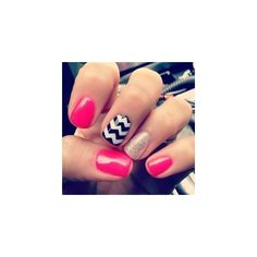 Mica Swaggy ❤ liked on Polyvore featuring nails