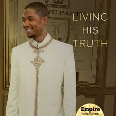 "Jussie Smollett has revealed new details about Jamal Lyon in ""Empire"" Season Empire Cast, Empire Fox, Beautiful Men Faces, Gorgeous Men, Empire Jamal, Empire Memes, Empire Season, Empire Records, Mens Fashion Wear"