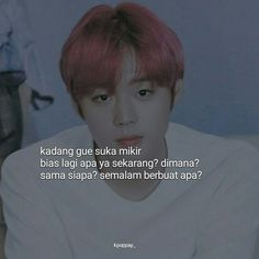 save=follow me✓ Today Quotes, Daily Quotes, Love Quotes, Quotes Lucu, Quotes Galau, Korean Alphabet, K Idol, Fangirl, Lol