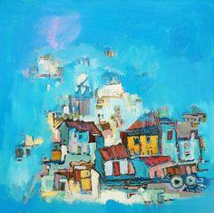 Painting by Yuvak Tuladhar