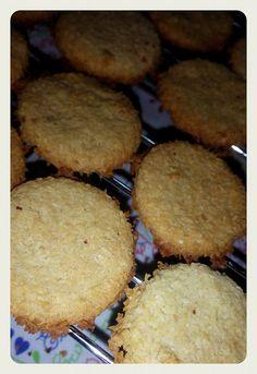 Paleo XXI | Bolachas de coco, amêndoa, aveia e manteiga