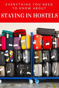 First time staying in a hostel? Find out what to expect, how to choose your hostel, etiquette tips, and what to pack for the hostel! Packing Tips For Travel, Travel Advice, Budget Travel, Packing Hacks, Travel Hacks, Packing Lists, Travel Guides, Packing Ideas, Travel Light