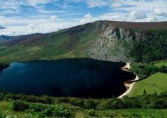 Lough Dan, Wicklow, Ireland