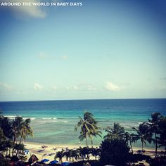 "Top 10 Things To do in Barbados! | Around the World in ""Baby"" Days"