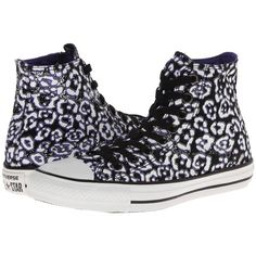 166a32f292a1 Converse Chuck Taylor All Star Animal Print Hi Women s Classic Shoes ( 27)  ❤ liked