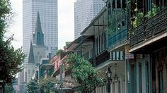 New Orleans (French Quarter)