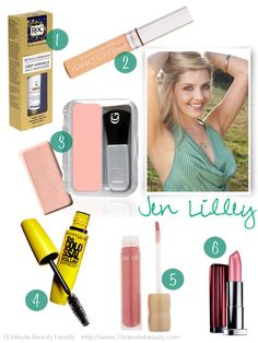 The Favorite Products of Beauty Experts: General Hospital's Jen Lilley