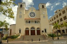 El Catedral, Caguas Puerto Rico, where my parents got married, where I plan to get married.