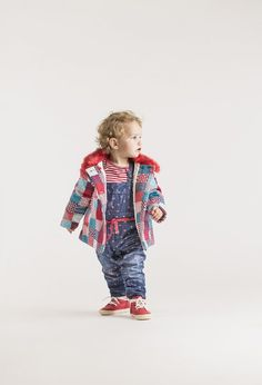boboli AW16 lookbook · baby collection